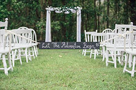 Wedding at Mt Nimmel Hall